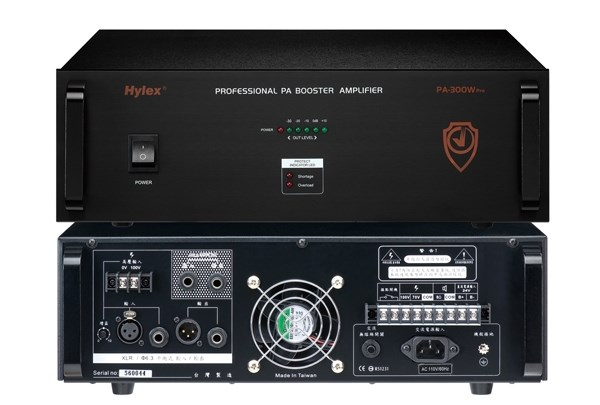 Professional PA Booster Amplifier