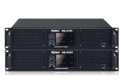 HQ-A180 A250 A350 A580 Amplifer Series
